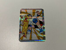 Vintage VISION SKATEBOARDS STREETWEAR VENDING STICKER Prism Foil Card
