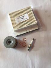 Luftfilter + Ölfilter & Dichtringe  + Gleitfunkenzündkerze MZ SM 125