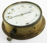 Pressure testing gauge for Mk X Oxygen regulators. (GC1)