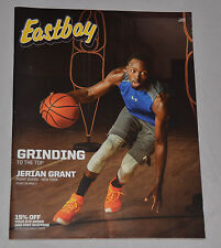 MINT! Eastbay Catalog JERIAN GRANT Cover NEW YORK KNICKS March 2016