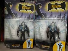 DC The Batman Series MR. FREEZE with & without nose SET MOC (2005)