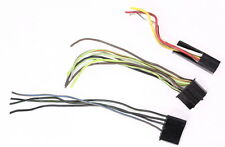 Steering Column Switches Wiring Plugs Pigtails VW Jetta Rabbit GTI MK1 Connector