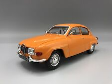 Saab 96 V4, orange, 1970 - 1:24 Whitebox  *NEW*