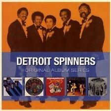 "The spinners ""original album series"" 5 CD NEUF"