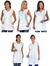 Damenkasack ärmellos Damen Kasack ohne Arm Hosenkasack Pflege Medizin Kasak