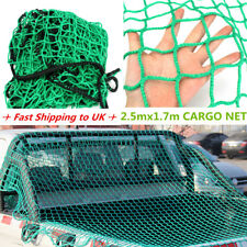 2.5m x 1.7m Heavy Duty Truck Trailer Cargo Net Luggage Secure Mesh Extend Cover