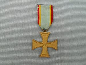 Orden :  Kriegsverdienstkreuz Mecklenburg 1914 am Band