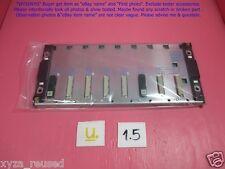 Schneider MODICON Premium TSXRKY8EX, 8 SLOT CHASSIS as photos, sn:1075.