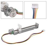 Bipolar Drive Micro Slide Table Stepper Motor 2-phase 4-wire Linear Motor 9V-12V
