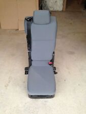 2011-2016 SUPERDUTY  GRAY CLOTH CENTER CONSOLE JUMP SEAT