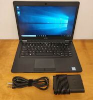Dell Latitude E5470 Core i5-6300U 2.40GHz 8GB 256GB SSD Win 10 Pro Office 19