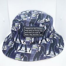 Vintage Easy-E NWA All You Haters Can Bucket Hat Size 59 cm Multicolor