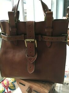 Stunning Mulberry Elgin Brown Handbag