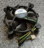 Intel Socket 775 CPU Processor Heatsink and Fan 4-Pin 4-Wire E33681-001 Foxconn