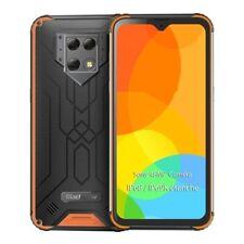 """Blackview BV9800 Smartphone Étanche Incassable 128Go Écran 6.3"""" Téléphone Orange"""