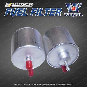 Wesfil Fuel Filter for Mercedes Benz A140 A160 A190 W168 Petrol 4Cyl Refer Z797