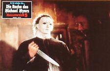HALLOWEEN 5 - The Revenge of Michael Myers - Lobby Cards Set - HORROR