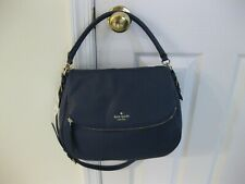 Kate Spade New York Cobble Hill Devin Laguna Leather Satchel Bag