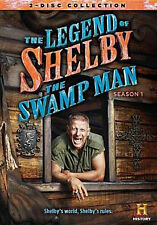 LEGEND OF SHELBY THE SWAMP MAN: SEASON 1 (2PC) - DVD - Region 1 - Sealed