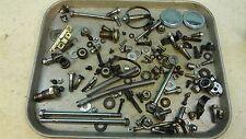 1986 Yamaha Virago XV1100 XV 1100 Y354' misc parts and bolts set