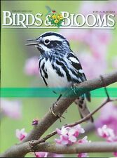 2007 Birds & Blooms Magazine: Black-and-White Warbler/Yellow-Rumped Warbler