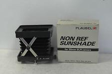Plaubel Non Ref Lens Hood For SLR 35 Cameras