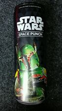 STAR WARS Space Punch Dose Collector´s Edition nr. 9 Dose FULL Voll Boba Fett