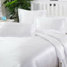 Soft Sheets Set – 4 Piece Bed Sheet Set, Ultra Luxury Soft Satin Queen & King AU
