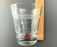 x1 Jameson & Son Limited Edition Red Label Lowball Whisky Rocks Glass Whiskey