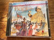 THE BORGIAS (Georges Delerue) OOP 1981 BBC TV Score Soundtrack OST CD SEALED