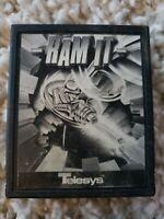 Atari 2600 b/w label Ram It by Telesys, NTSC