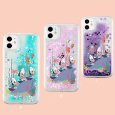 Cartoon Oyster Baby Quicksand TPU Phone Case For iPhone 11 Max XS 8 7 6s XR SE