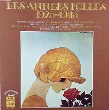 Les Années Folles 1925-1935 - Coffret 3 x Vinyles LP 33T