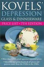 Kovels' Depression Glass & Dinnerware Price List, 7th Edition (Kovel's