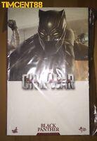 Hot Toys MMS363 Captain America Civil War 1/6 Black Panther Boseman T'Challa
