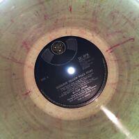 ELTON JOHN-GOOD BYE YELLOW BRICK ROAD•RARE red+purple fleck vinyl LOOK!•DJLP1001