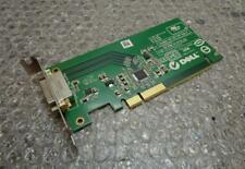 Dell FH868 0FH868 Sil 1364A ADD2-N PCI-Express DVI-D Low Profile Adapter Card x1