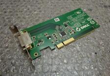 Dell FH868 0FH868 Sil 1364A ADD2-N PCI-Express DVI-D de bajo perfil tarjeta de adaptador x1