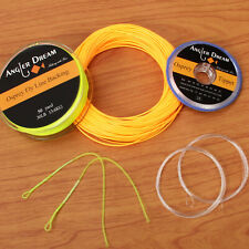 WF1/2/3/4/5/6/7/8/9F Fly Line Combo Floating Line Fly Fishing Line Combo