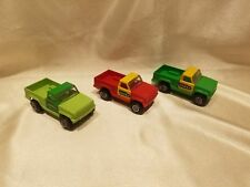 Vintage 1978 Tonka Pick-up Trucks Lot of 3 Near Mint!