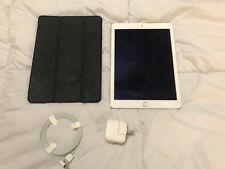 Apple iPad Air 2 64GB, Wi-Fi  + Cellular (Unlocked)  Silver Model 1567