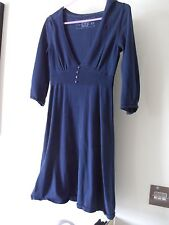 ESPIRIT Women Navy Blue Dress (Size XS) RPP £34.99