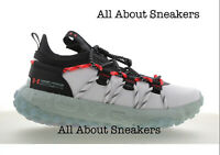 """Under Armour Hovr Summit Ft """"White-Black"""" Men's Trainers Limited Stock All Sizes"""