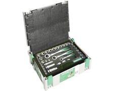 Hitachi Hohl-steckschlüsselsatz 49 Tlg. Im Systainer