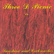 Sunshine and Cockroaches by 3D Picnic (CD, 1991, Earth Music)