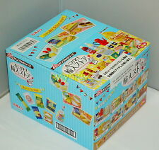 Miniatures International Supermarket Box Set - Re-ment    , h#4ok