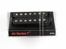DiMarzio Air Norton 7 String Humbucker Black W/Chrome Poles DP 793