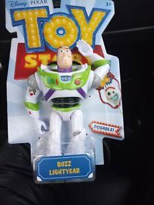 Disney Pixar Toy Story Buzz Lightyear Action Figure - BRAND NEW