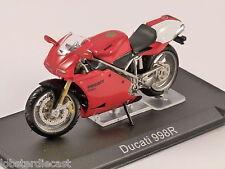 DUCATI 998R 1/24 scale model by Altaya