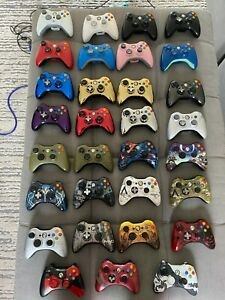 Official Microsoft XBOX 360 Wireless Controller